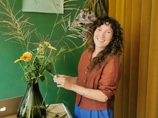 Fien volgt haar hart en kiest voor duurzame bloemen!