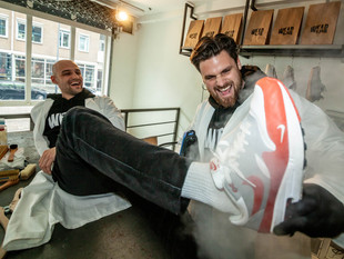 WEAR combineert sneaker love met een positieve impact