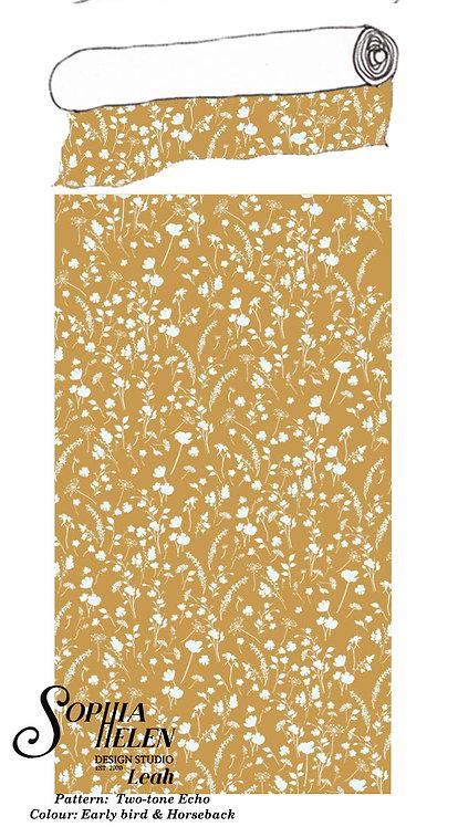 Leah Fabric: Two-tone Echo per meter