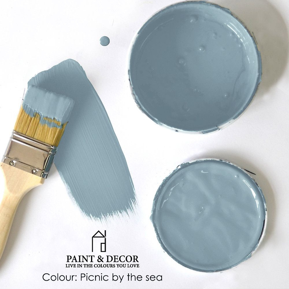 Proudly South African, all Paint & Decor's wall paints are great for kids rooms. Non-toxic.