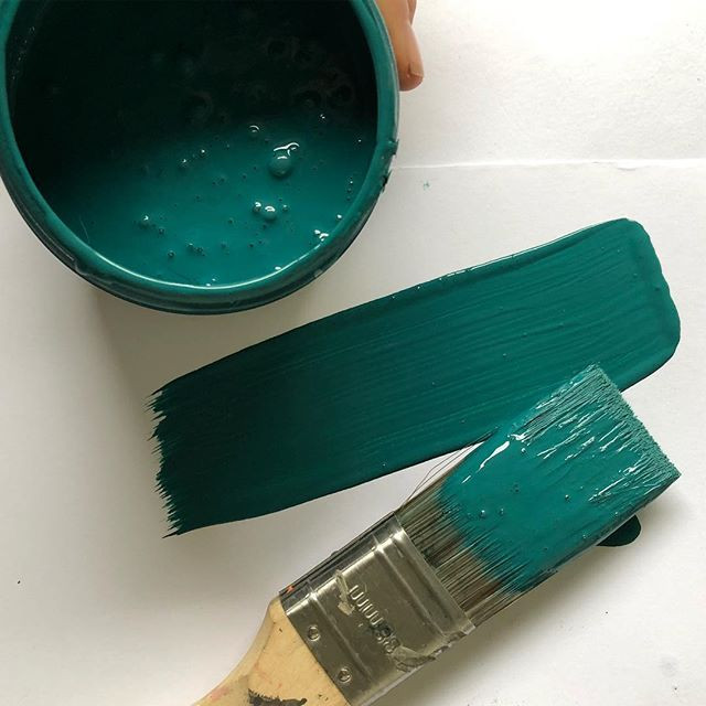 Plaasdam. A wall colour by Paint & Decor