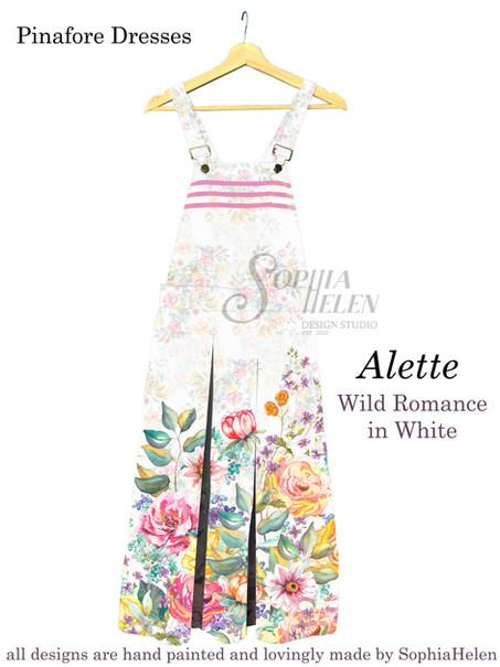 Alette Pinafore Wild Romance in white.JP