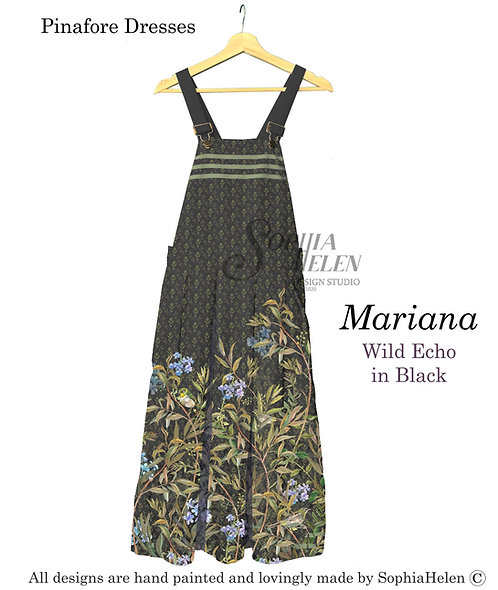 Mariana Pinafore / Wild Echo  / Black