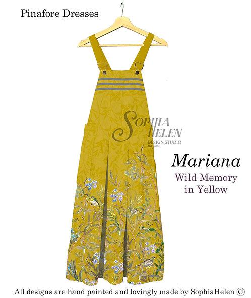 Mariana Pinafore / Wild Memory  / Yellow