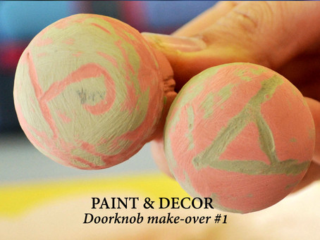 DOORKNOB MAKE-OVER #1
