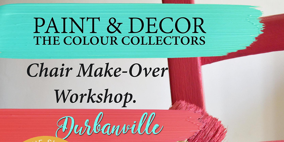 Bring your own: Chair Make-Over (Durbanville)