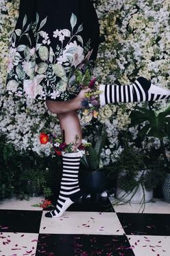 Ester Skirt: Wild