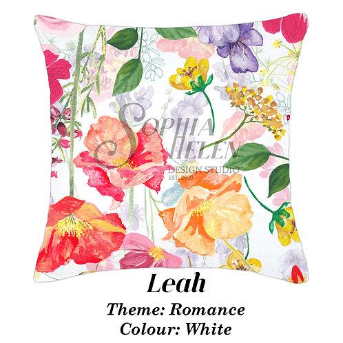 Leah Scatter Romance