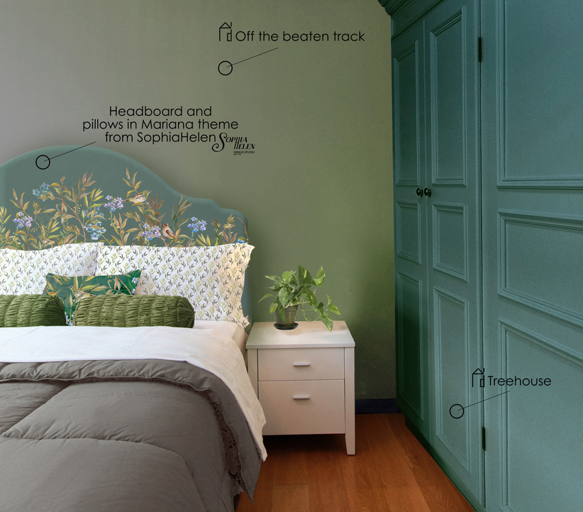 Mariana green bedroom 2.JPG