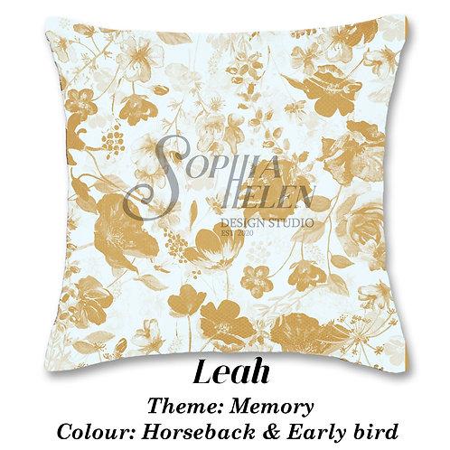 Leah Scatter Memory