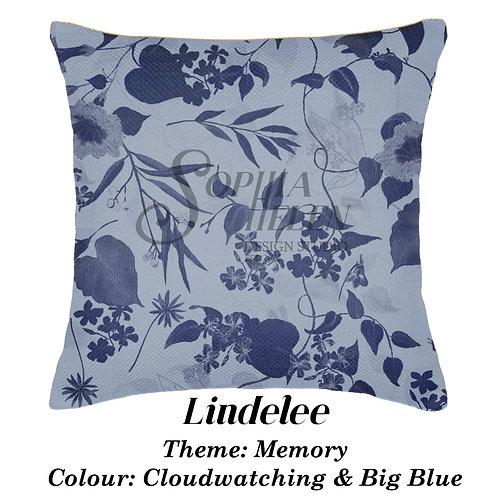 Lindelee - Memory -  60cm x 60cm scatter cushion