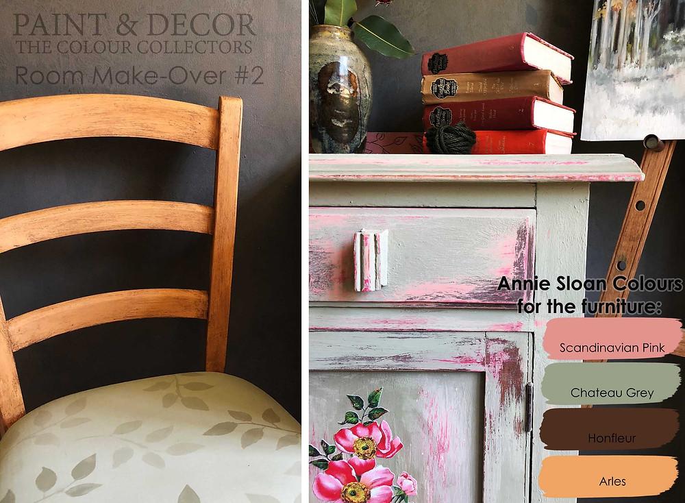 Furniture colour details