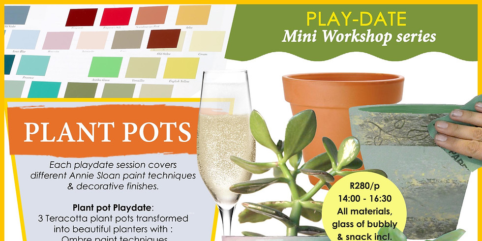 Plant Pot Play-Date