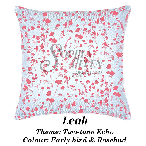 Leah Scatter Two-tone Echo