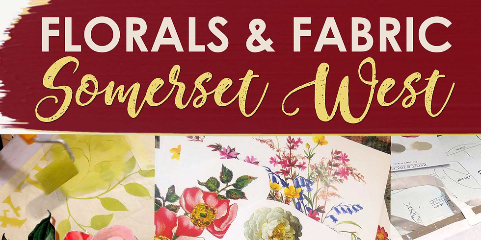 Florals & Fabric (Somerset West)