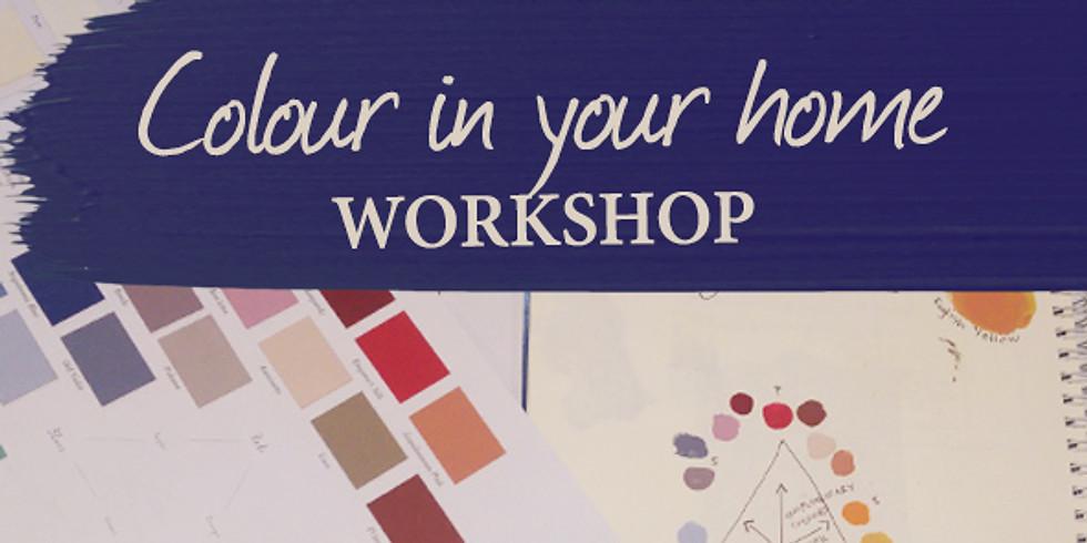 Colour in your home (Durbanville)