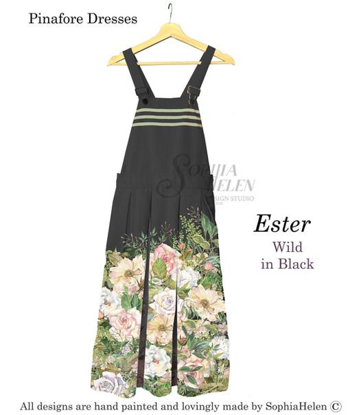 Ester Pinafore Wild Black.jpg