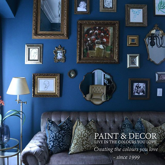 Colour on wall: Karoonag from PAINT & DECOR's Karoo colour collection