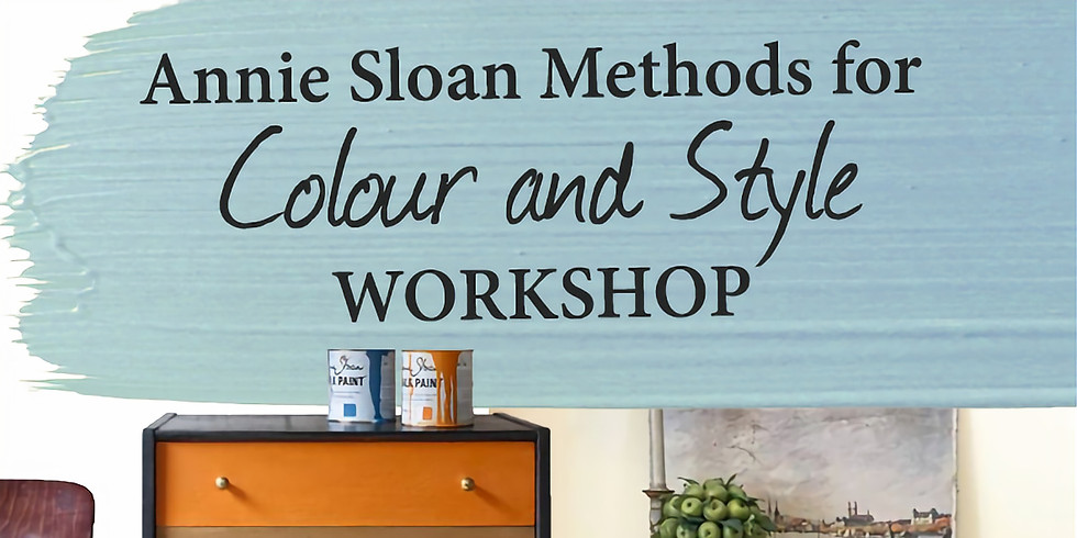 Annie Sloan Techniques for Colour and Style