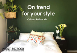 On trend for your style colour follow me