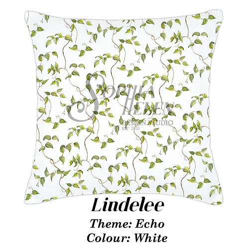 Lindelee in Echo, 100% Cotton scatter