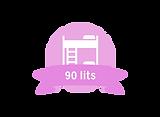 90 lits
