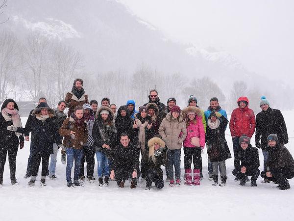 Classe découverte, classe de neige