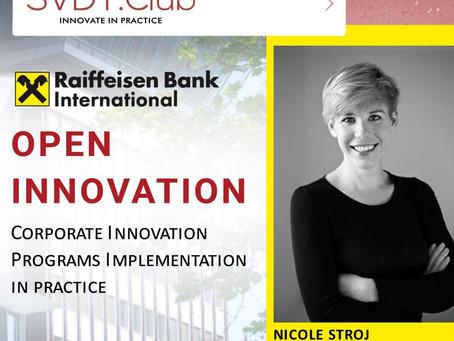 Corporate Open Innovation: A talk with Nicole Stroj