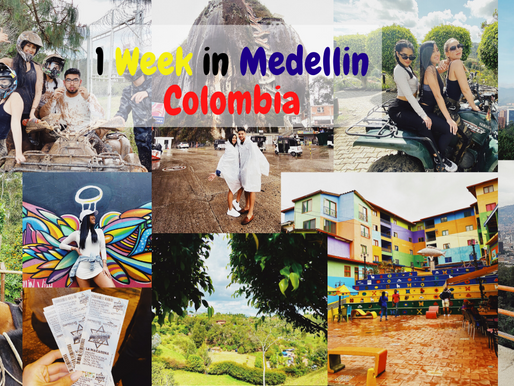 The Ultimate 1 Week Medellin Itinerary