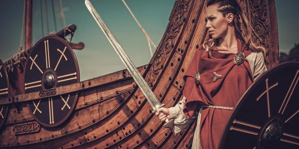 Kvindelige krigere i Vikingetiden? - aflyst/udskudt indtil videre