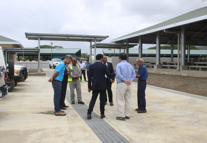 NFA and Provincial Government visiting n