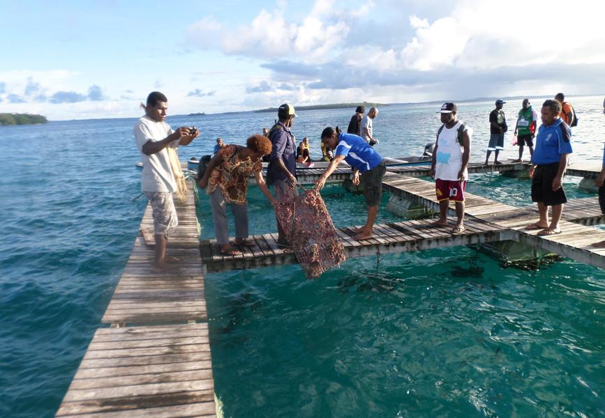 Aquaculture Training