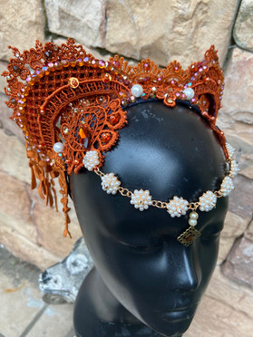 Headdress for Wedding Dress