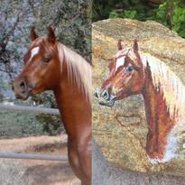 Horse Portrait - SOLD