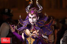 Dragon Queen Costume - Completed 2014