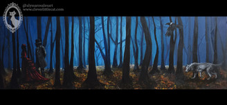 Blue Forest - Not for Sale