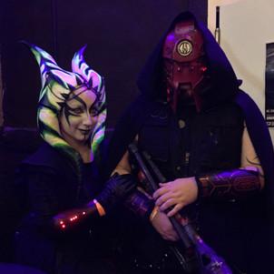 Togruta Sith Costume