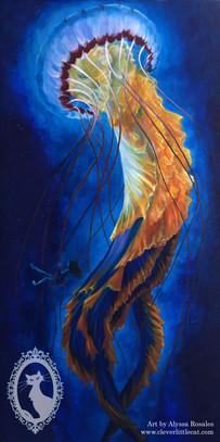 Jellyfish - SOLD