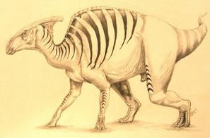 Parasourolophus