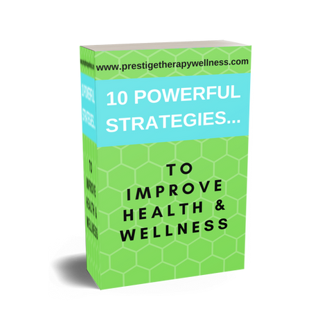10 Powerful Strategies To Improve Health & Wellness