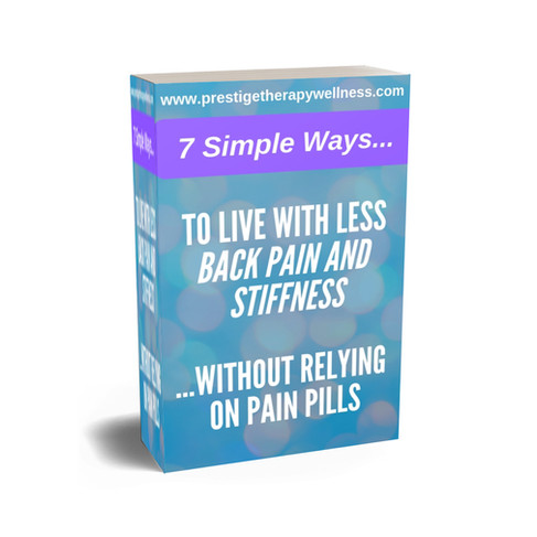 7 Simple Ways To Live With Less Back Pain And Stiffness Without Relying On Pain Pills