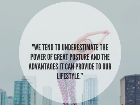 """Posture Tips: """"How To Ease Aches And Pains At Home..."""""""