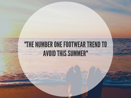 """The Number One Footwear Trend To Avoid This Summer"""