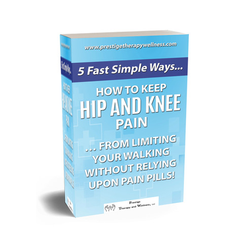 5 Fast Simple Ways How To Keep Hip And Knee Pain From Limiting Your Walking Without Relying Upon Pain Pills