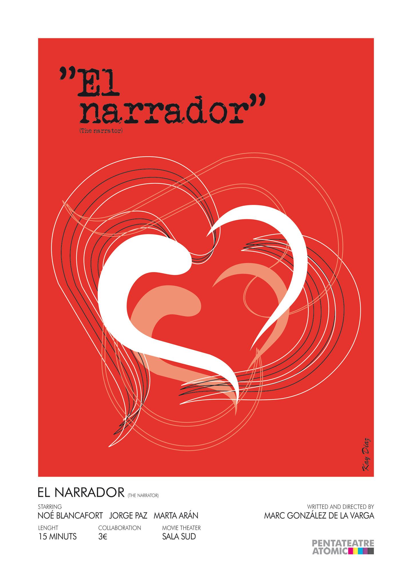 "Cartell ""El Narrador"""