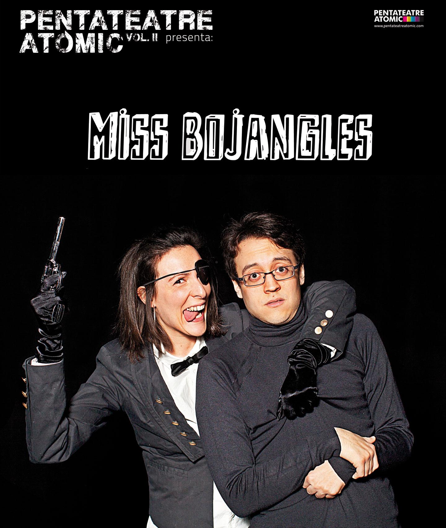 "Cartell ""Miss Bojangles"""