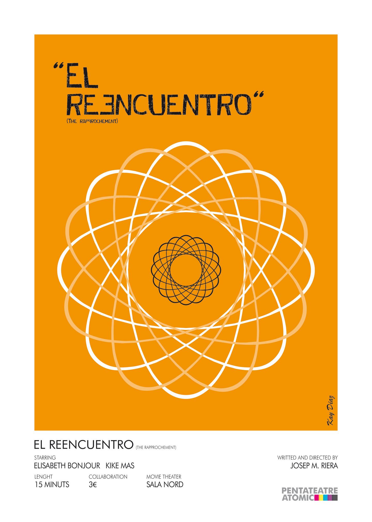 "Cartell ""El reencuentro"""