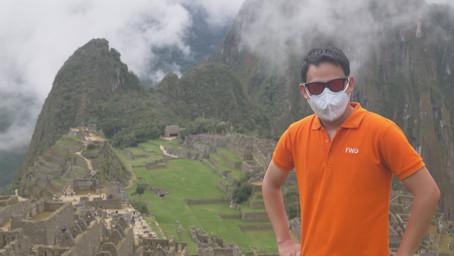 Petualangan ke Machu Picchu