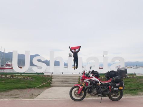 Riding Hingga ke Ujung Dunia