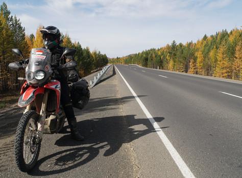 Trans Siberia (Part II)
